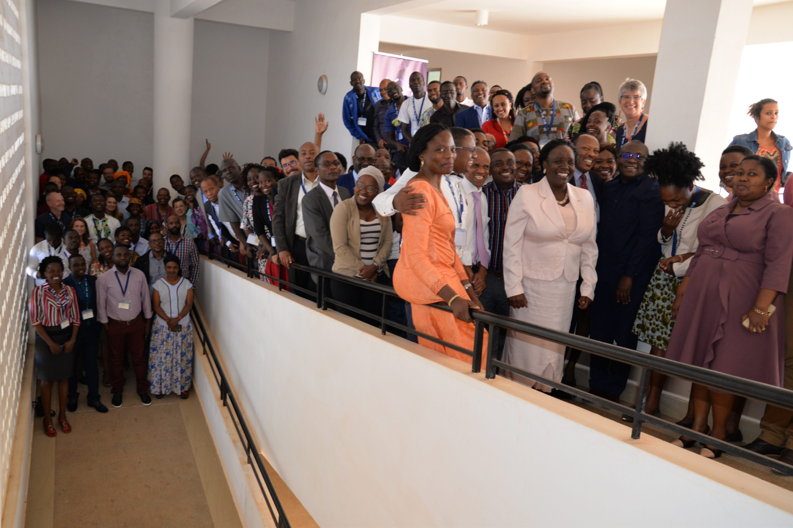 Fourth Summit on Community Networks in Africa held at the University of Dodoma.